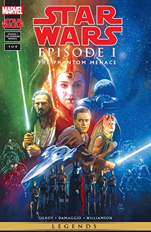 Star Wars: Episode I - The Phantom Menace (1999) #1 (of 4)