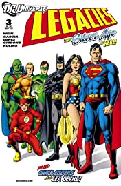 DC Universe: Legacies #3 (of 10)