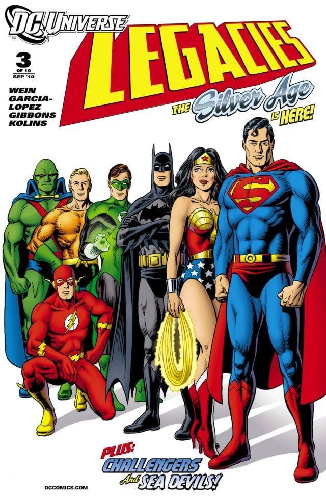 DC Universe: Legacies #3