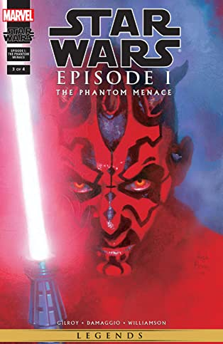 Star Wars: Episode I - The Phantom Menace (1999) #3 (of 4)