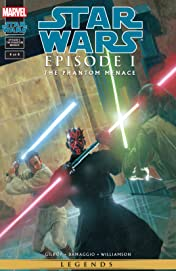 Star Wars: Episode I - The Phantom Menace (1999) #4 (of 4)