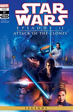 Star Wars: Episode II - Attack of the Clones (2002) #1 (of 4)