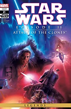 Star Wars: Episode II - Attack of the Clones (2002) #2 (of 4)