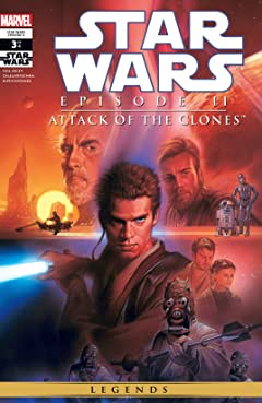 Star Wars: Episode II - Attack of the Clones (2002) #3 (of 4)