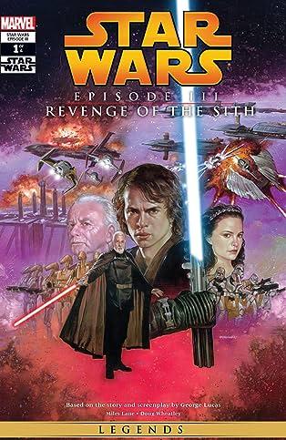 Star Wars: Episode III - Revenge of the Sith (2005) #1 (of 4)
