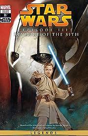 Star Wars: Episode III - Revenge of the Sith (2005) #2 (of 4)