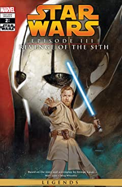 Star Wars: Episode III - Revenge of the Sith (2005) #2 (of 4)