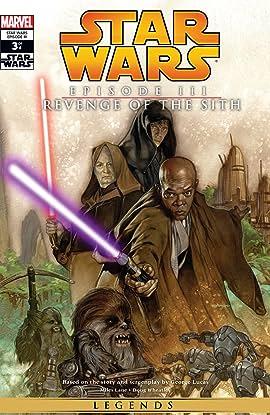 Star Wars: Episode III - Revenge of the Sith (2005) #3 (of 4)