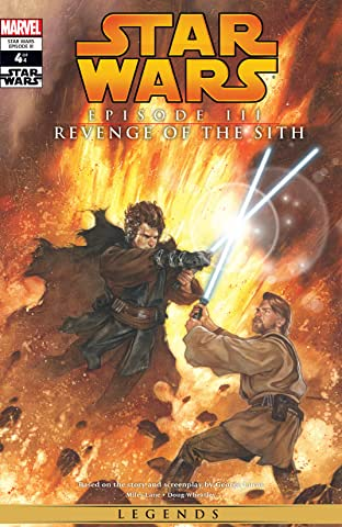 Star Wars: Episode III - Revenge of the Sith (2005) #4 (of 4)
