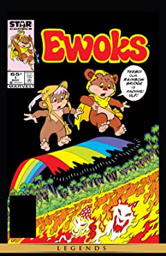 Star Wars: Ewoks (1985-1987) #1