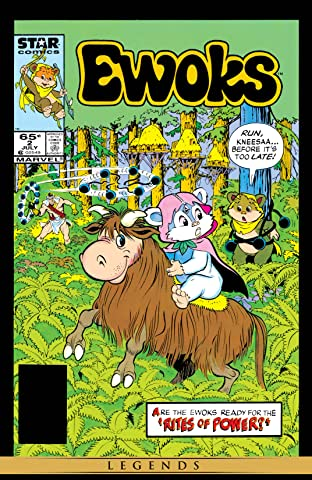 Star Wars: Ewoks (1985-1987) #2
