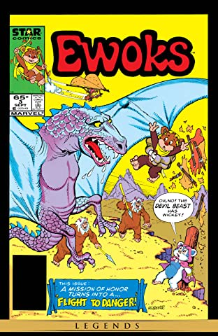 Star Wars: Ewoks (1985-1987) #3