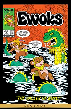 Star Wars: Ewoks (1985-1987) #4