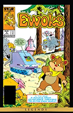 Star Wars: Ewoks (1985-1987) #5