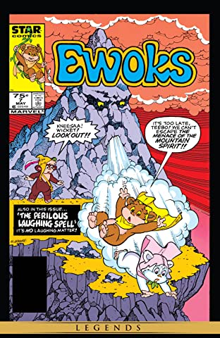 Star Wars: Ewoks (1985-1987) #7