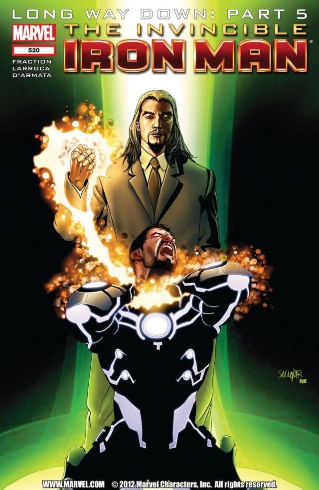 Invincible Iron Man (2008-2012) #520