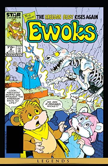 Star Wars: Ewoks (1985-1987) #8
