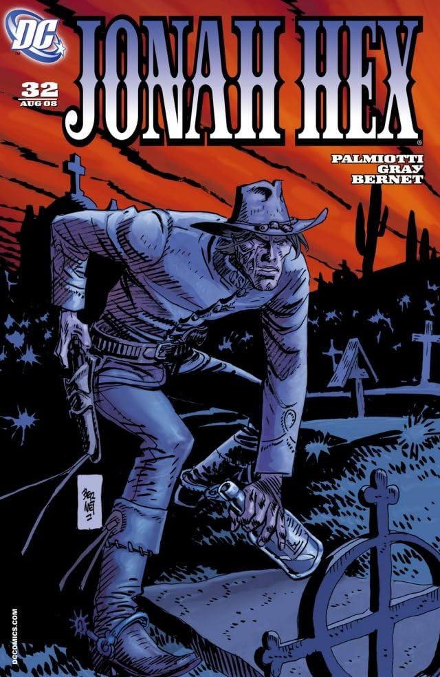 Jonah Hex (2006-2011) #32