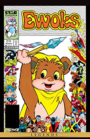 Star Wars: Ewoks (1985-1987) #10