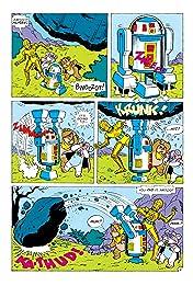 Star Wars: Ewoks (1985-1987) #10