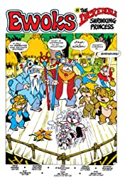 Star Wars: Ewoks (1985-1987) #11