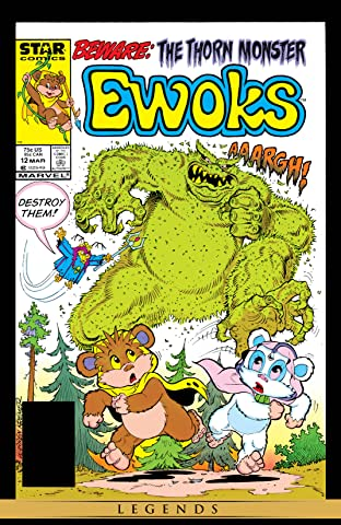 Star Wars: Ewoks (1985-1987) #12