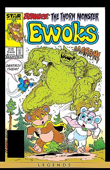 Star Wars: Ewoks (1985-1987) #12