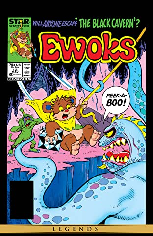 Star Wars: Ewoks (1985-1987) #13