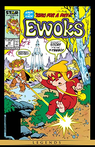 Star Wars: Ewoks (1985-1987) #14