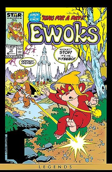 Star Wars: Ewoks (1985-1987) #14