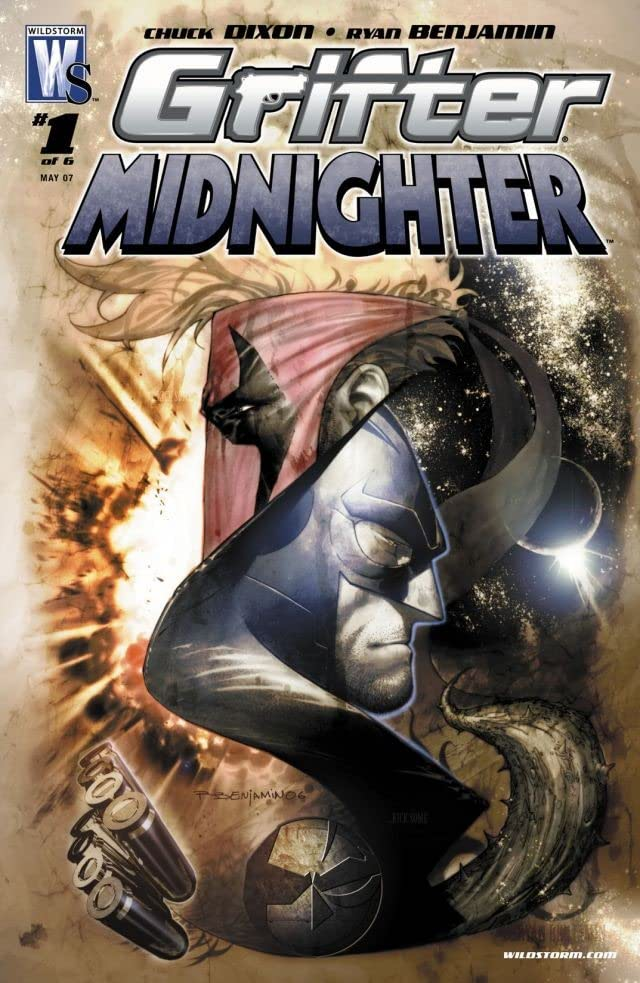 Grifter and Midnighter #1