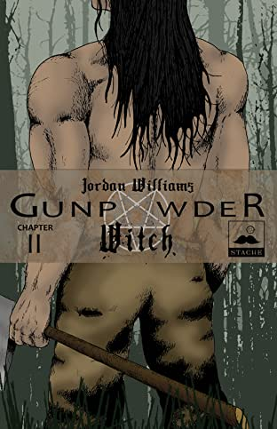 Gunpowder Witch #2