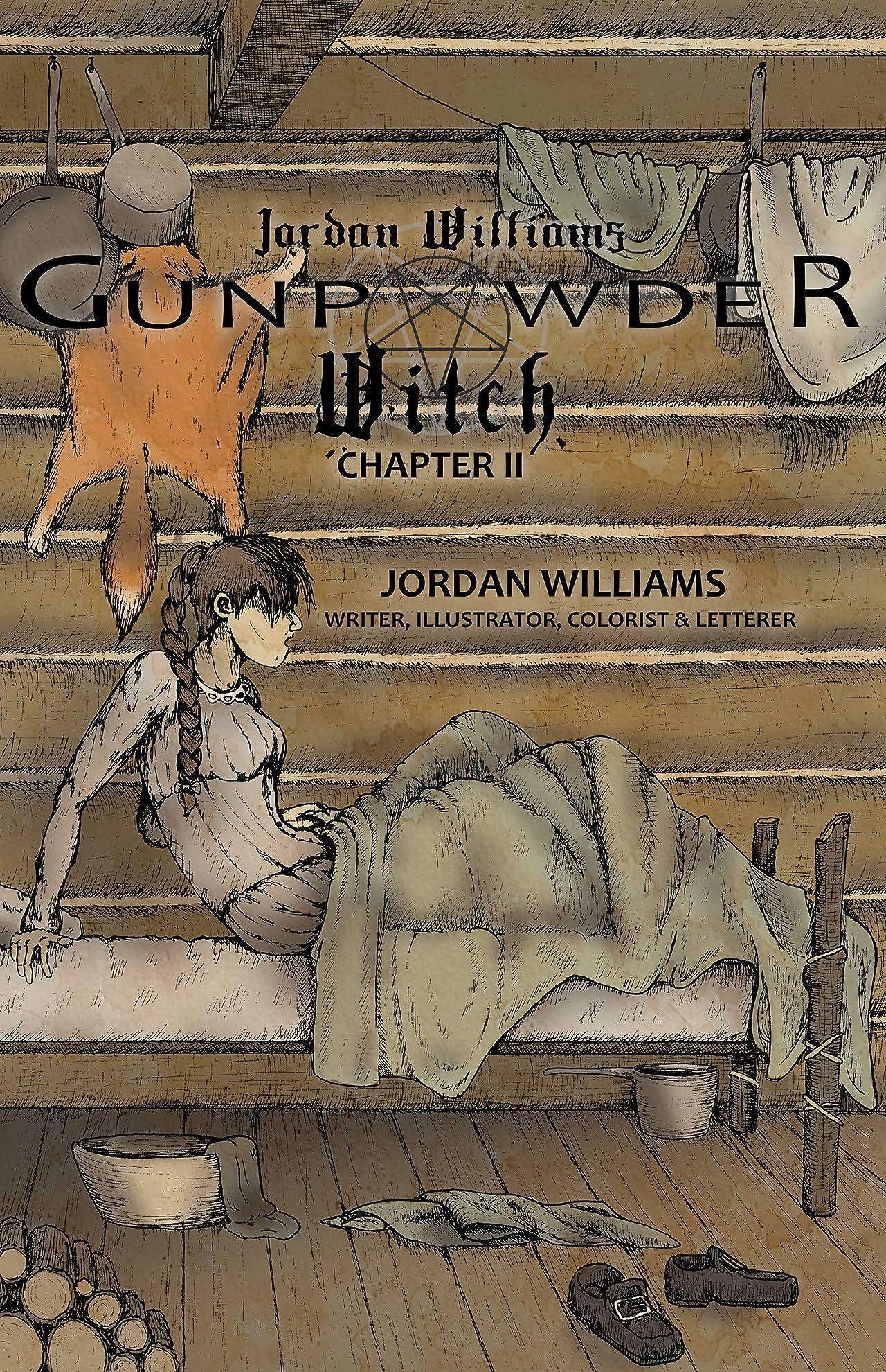 Gunpowder Witch #2