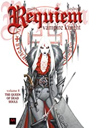 Requiem Vampire Knight Tome 8: The Queen Of Dead Souls