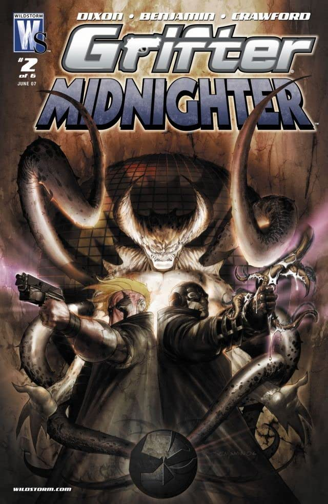 Grifter and Midnighter #2