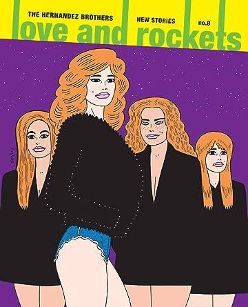 Love & Rockets: New Stories #8