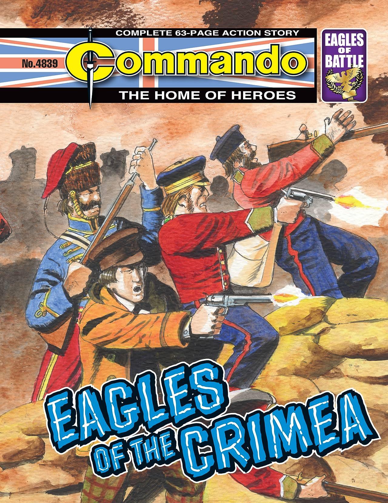 Commando #4839: Eagles Of The Crimea