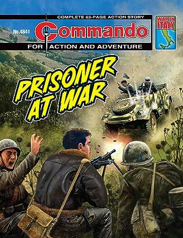 Commando #4841: Prisoner At War