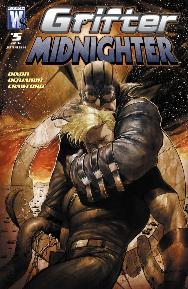 Grifter and Midnighter #5