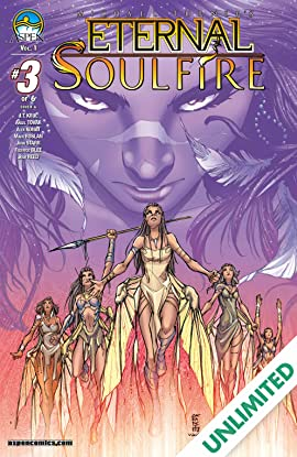 Eternal Soulfire #3 (of 6)