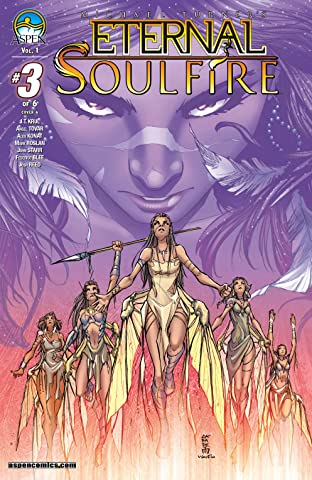 Eternal Soulfire No.3 (sur 6)