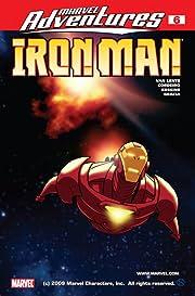 Marvel Adventures Iron Man (2007-2008) #6