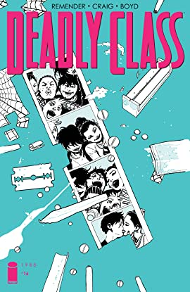 Deadly Class #16