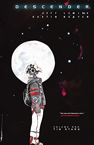 Descender Tome 1: Tin Stars