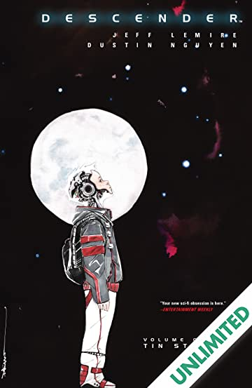 Descender Vol. 1: Tin Stars