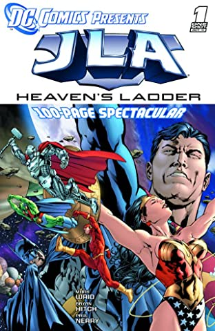 DC Comics Presents: JLA - Heaven's Ladder #1