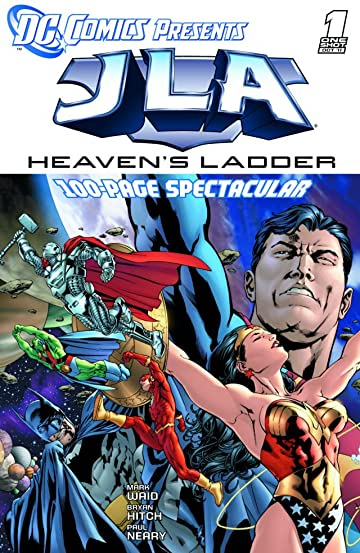 DC Comics Presents: JLA - Heaven's Ladder #1