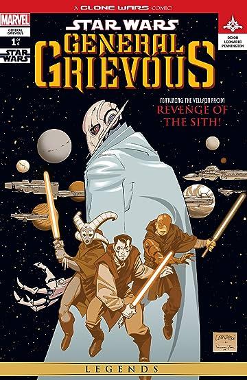 Star Wars: General Grievous (2005) #1 (of 4)