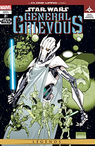 Star Wars: General Grievous (2005) #2 (of 4)