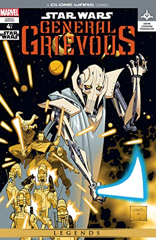Star Wars: General Grievous (2005) #4 (of 4)